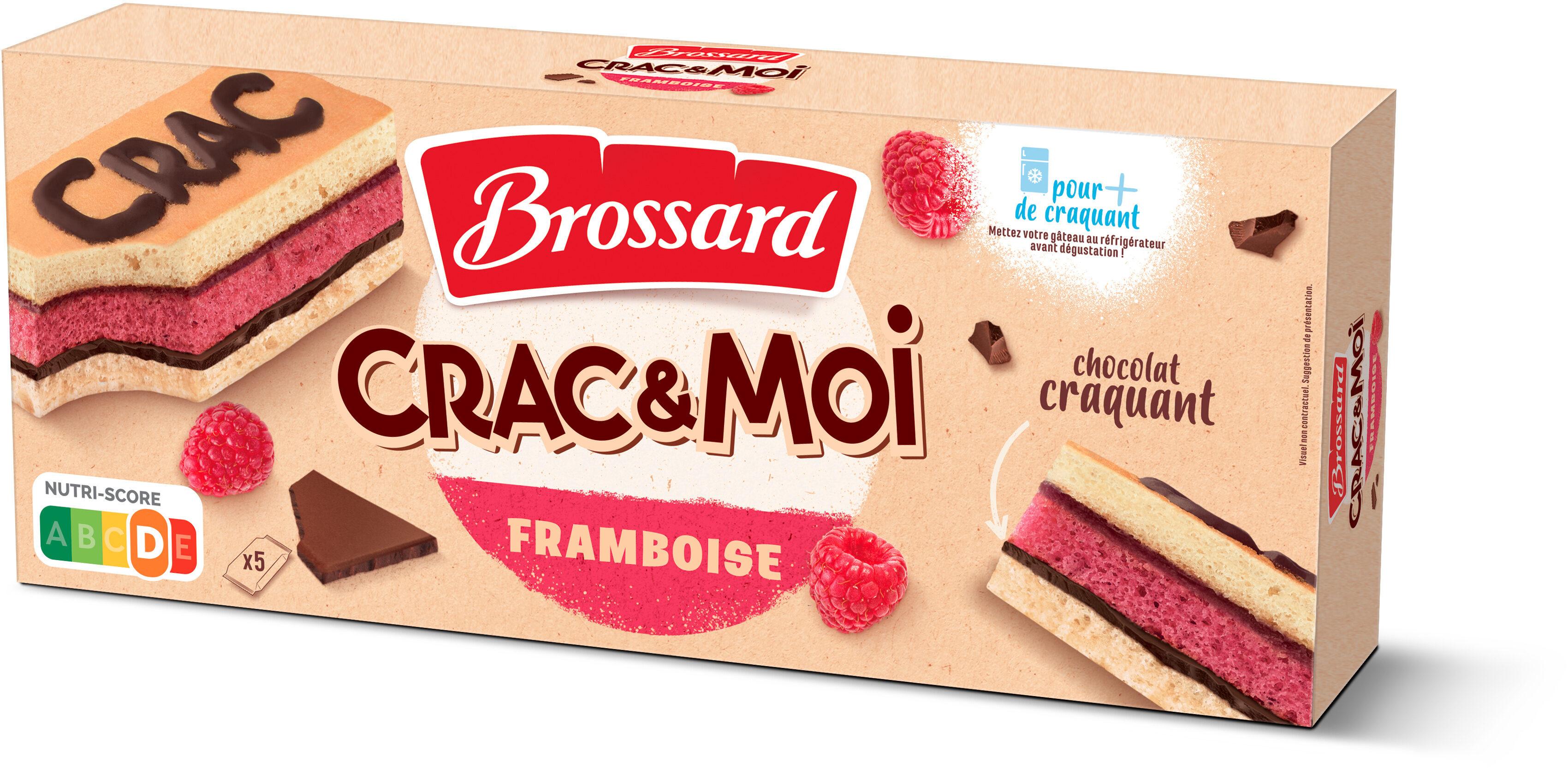 Crac&moi framboise x5 - Product - fr