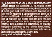 Crac&moi framboise x5 - Ingrediënten - fr