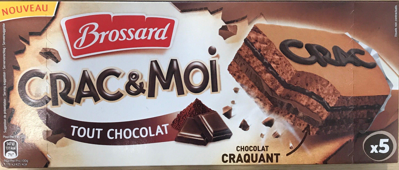 Crac & Moi Tout Chocolat - Produit - fr