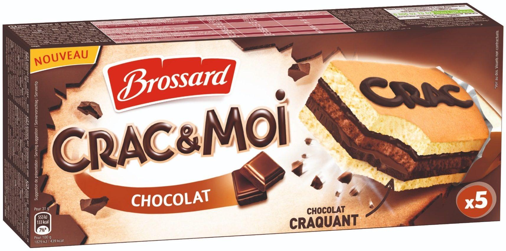 Crac & Moi Chocolat - Produit - fr