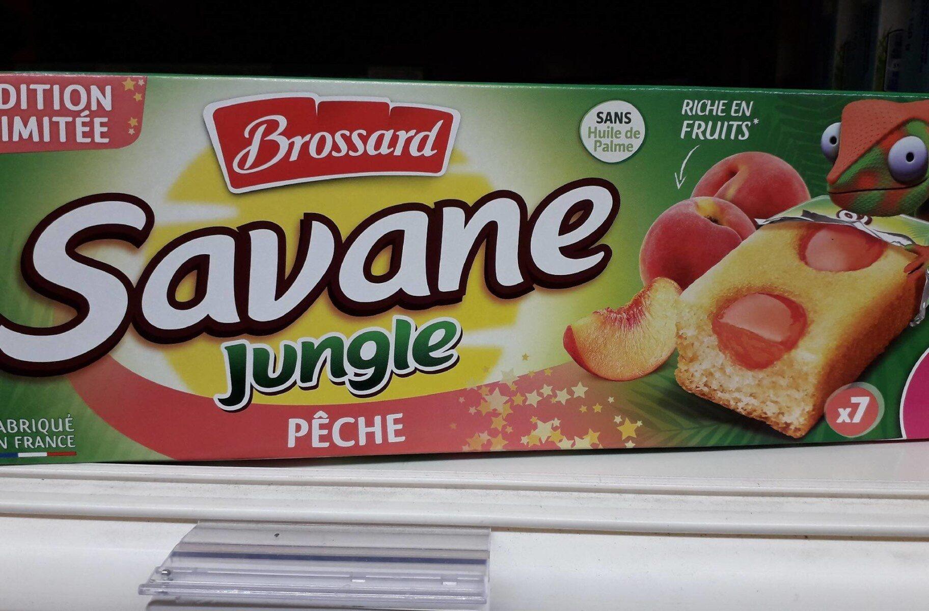 Savane jungle pêche - Produit - fr