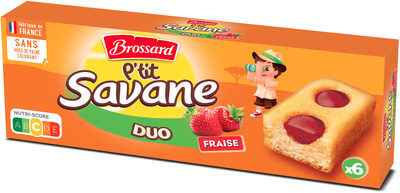 P'tit Savane duo - Produit - fr