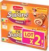 Lt2 p'tit savane roulo fraise x6 150g - Produkt