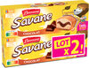 Lot 2 pocket x7 chocolat 210g - Product