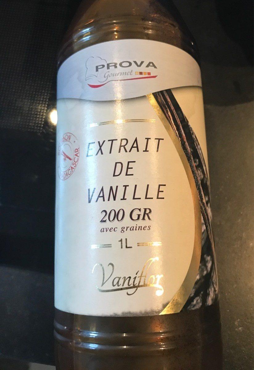 Extrait de vanille - Product - fr
