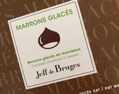 Marron glacés - Product - fr