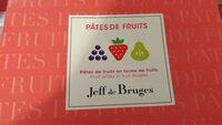 Pâtes de fruits - Product - fr