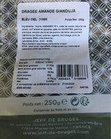 Dragées amande gianduja - Product - fr