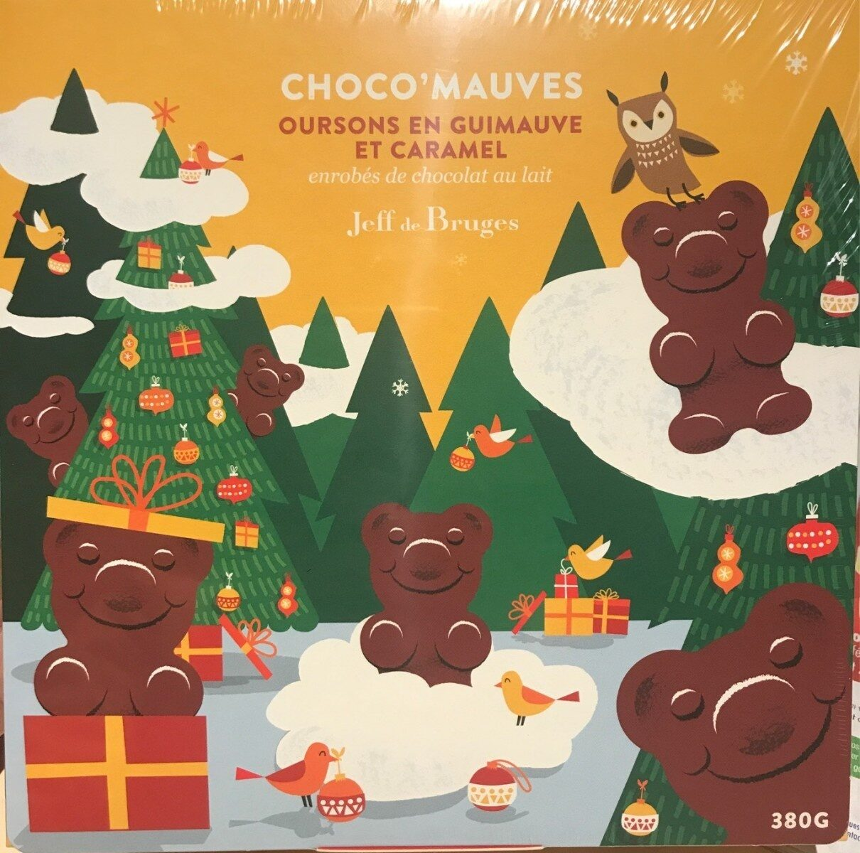 Choco'Mauved - Product - fr