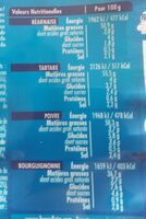 Classic Mix - Valori nutrizionali - fr