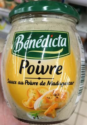 Sauce au poivre de madagascar - Prodotto - fr
