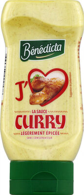 Sauce Curry - Prodotto - fr