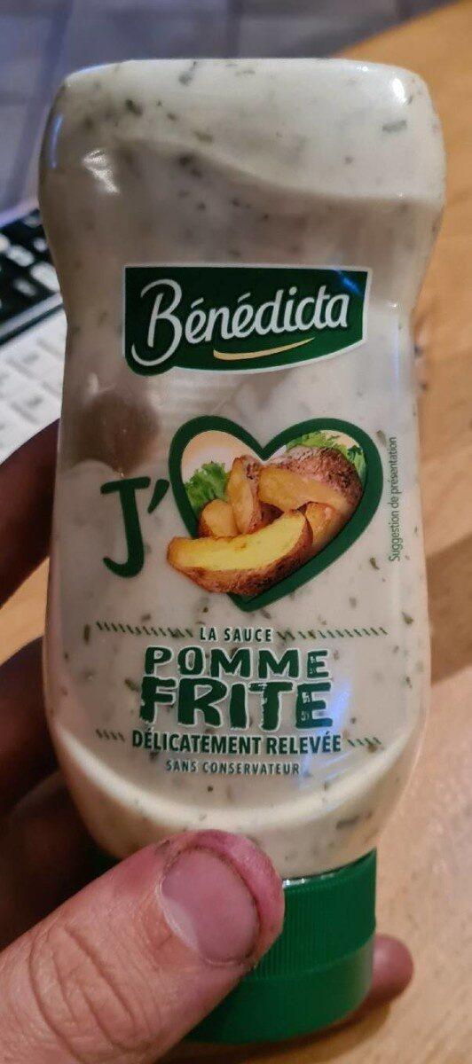 Sauce pomme frite - Prodotto - fr