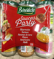 Sauces party - Product - fr