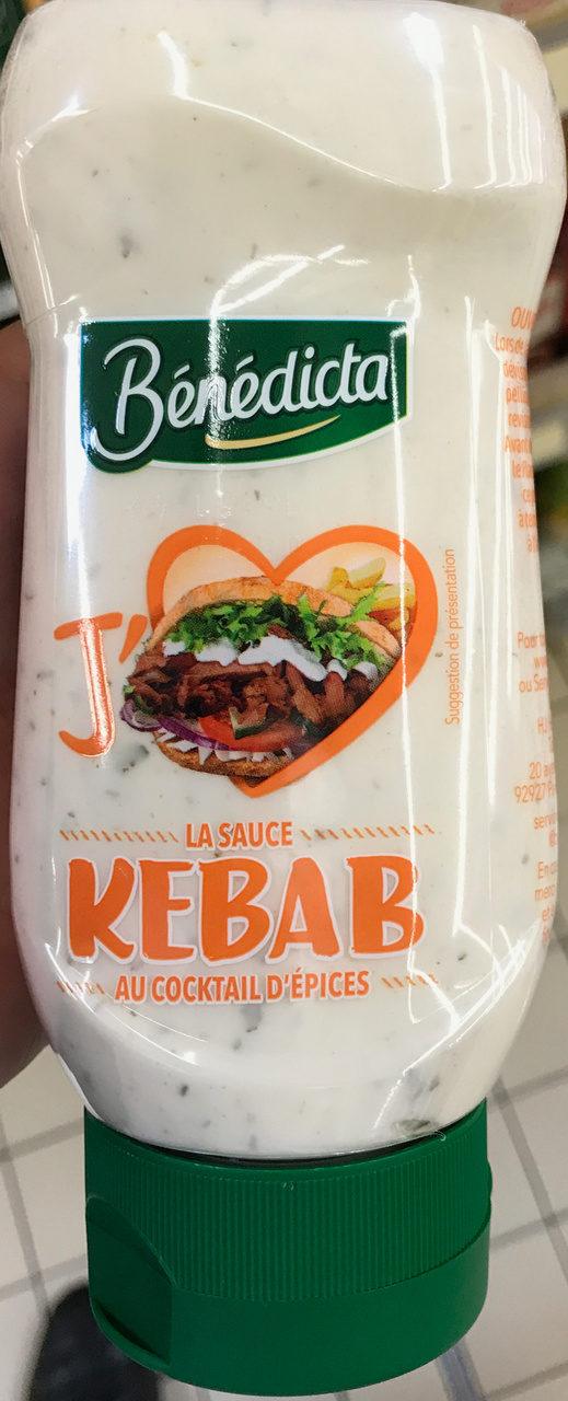 Sauce Royal Kebab au cocktail d'épices - Product