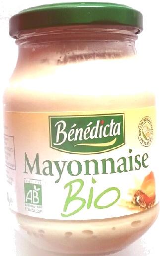Mayonnaise Bio - Produit - fr