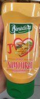 La sauce  Samouraï au goût pimenté - Prodotto - fr