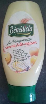 La mayonnaise comme à la maison - Product - fr