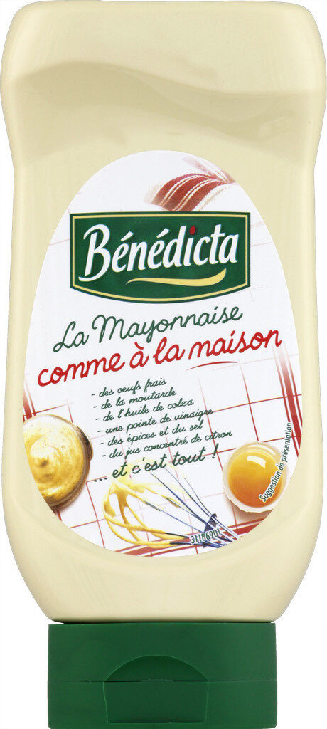 BENEDICTA - Prodotto - fr