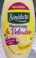 Mayonnaise légère La Veloutée - Prodotto - fr