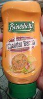 Sauce goût Cheddar Bacon - Product