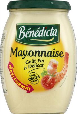Mayo 770 g Bénédicta - Product - fr