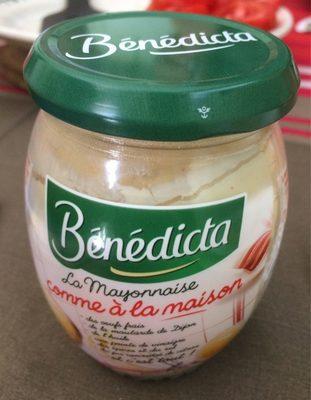 Mayonnaise Bénédicta comme à la maison - Product