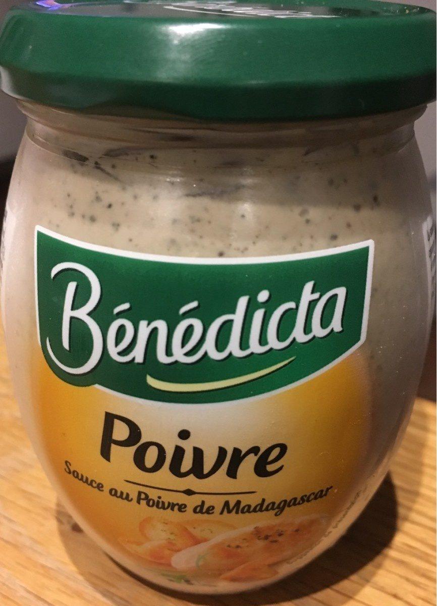 Sauce au poivre - Product - fr