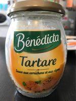 Tartare sauce aux cornichons et aux câpres - Prodotto - fr