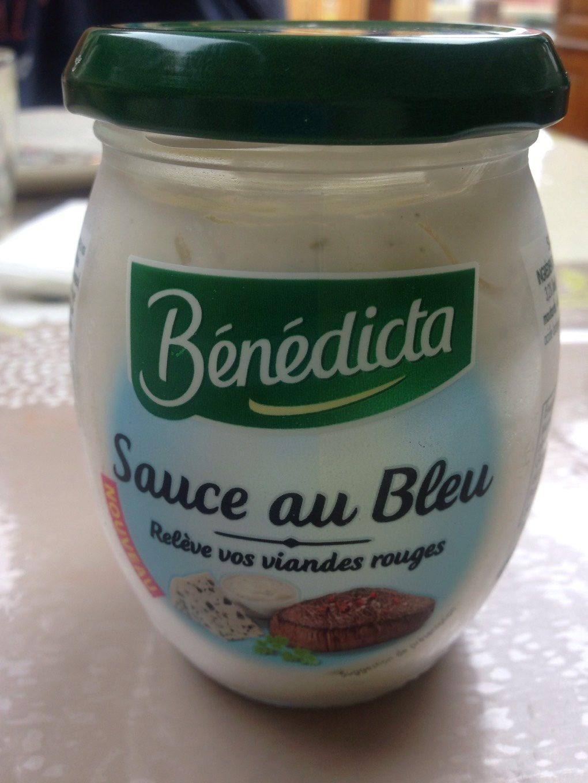 Bénédicta Sauce au bleu le pot de 260 g - Producto