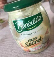 Bénédicta Mon Secret - Product - fr