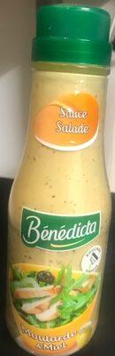 Sauce salade moutarde & miel - Prodotto - fr