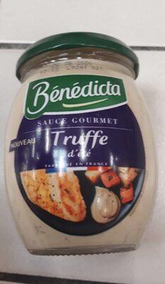 Sauce gourmet truffe d'été - Prodotto - fr