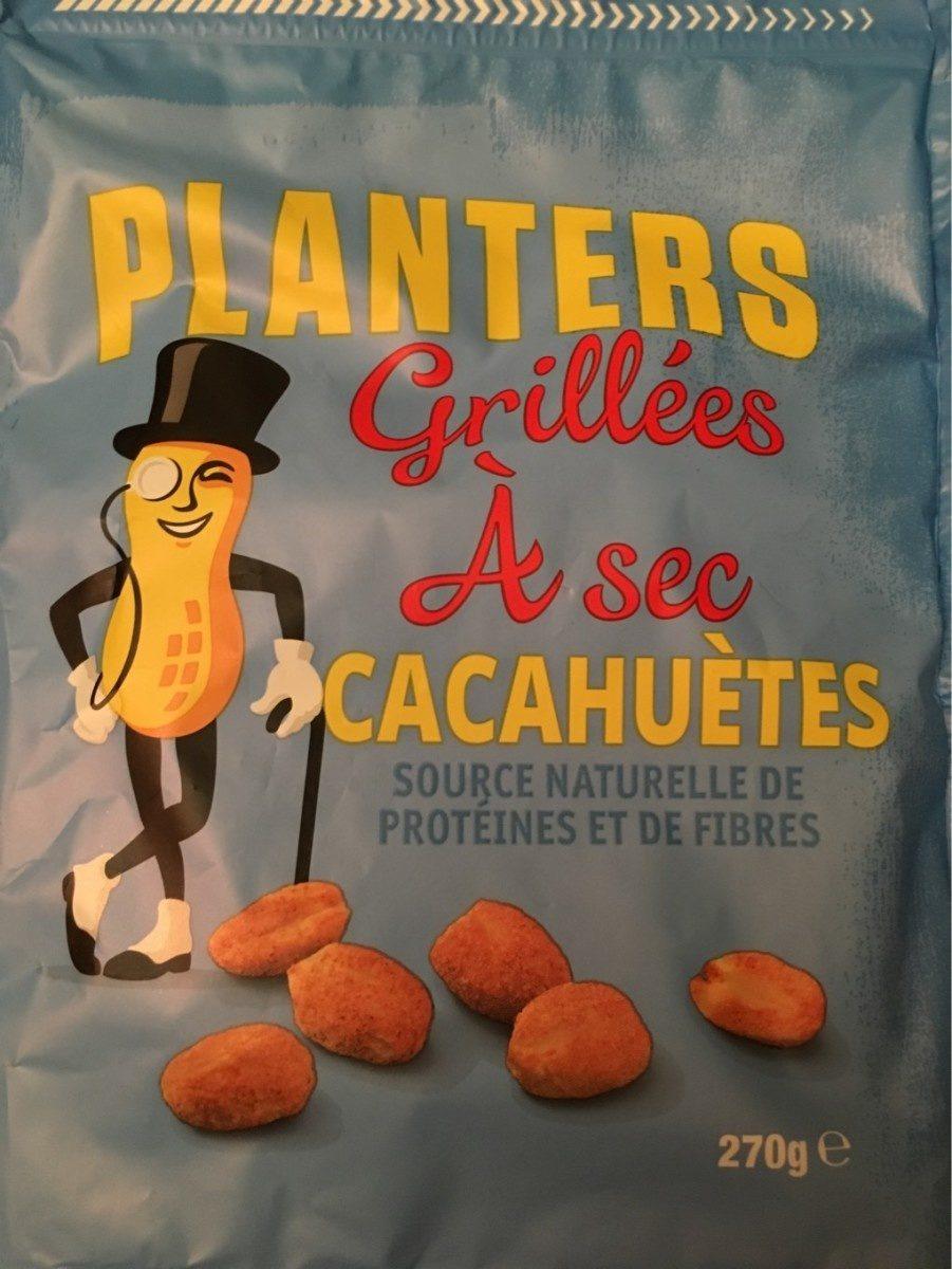 Cacahuètes grillées à sec - Produit