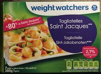 Tagliatelles saint jacques - Product - fr