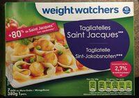 Tagliatelles saint jacques - Produit - fr