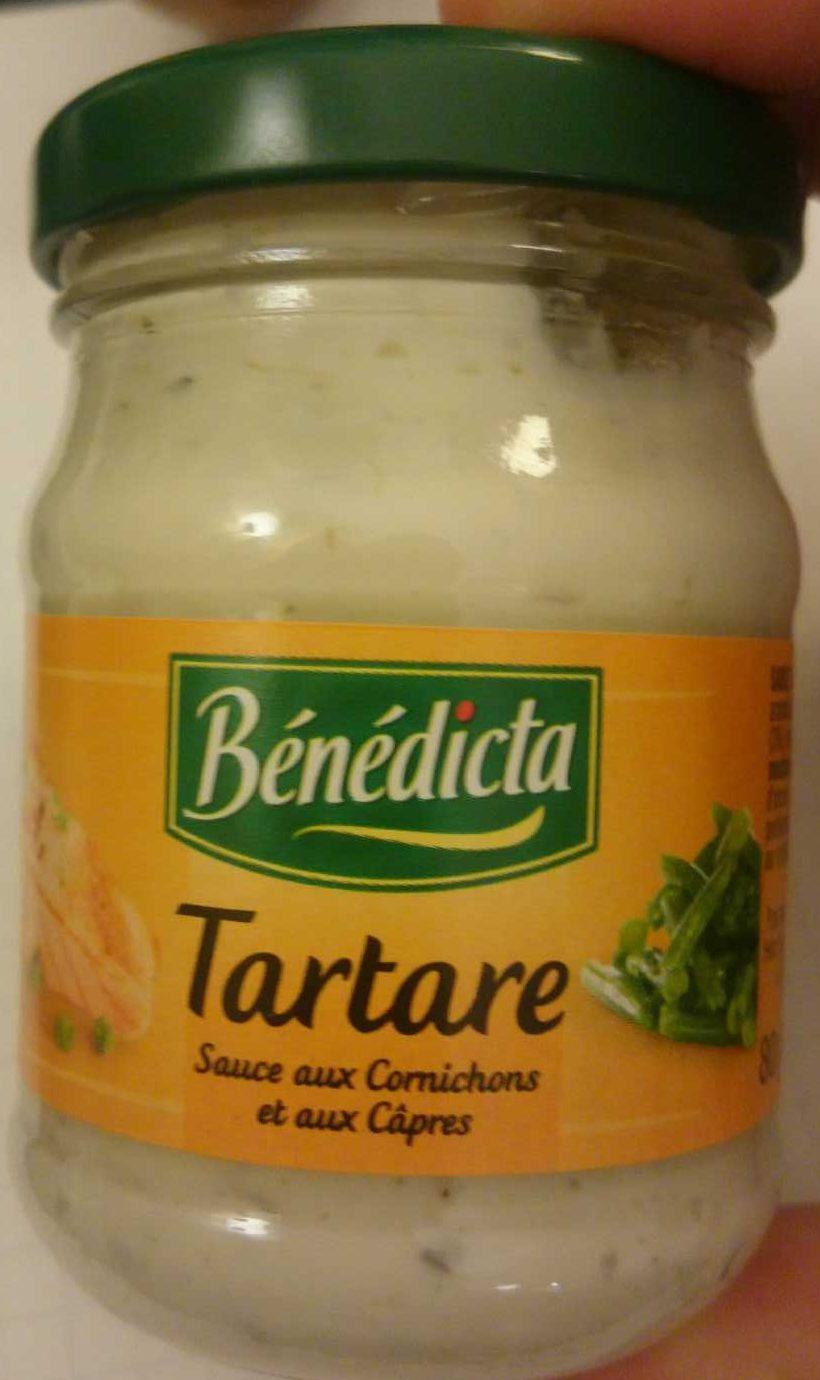 Sauce Tartare - Prodotto - fr