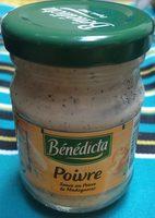 Sauce au poivre de Madagascar - Produit