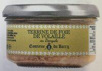 Terrine de foie de volaille au Banyuls - Produit - fr
