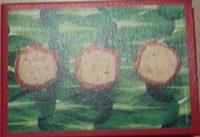 Les roulés de jambon de Bayonne au foie de canard - Product