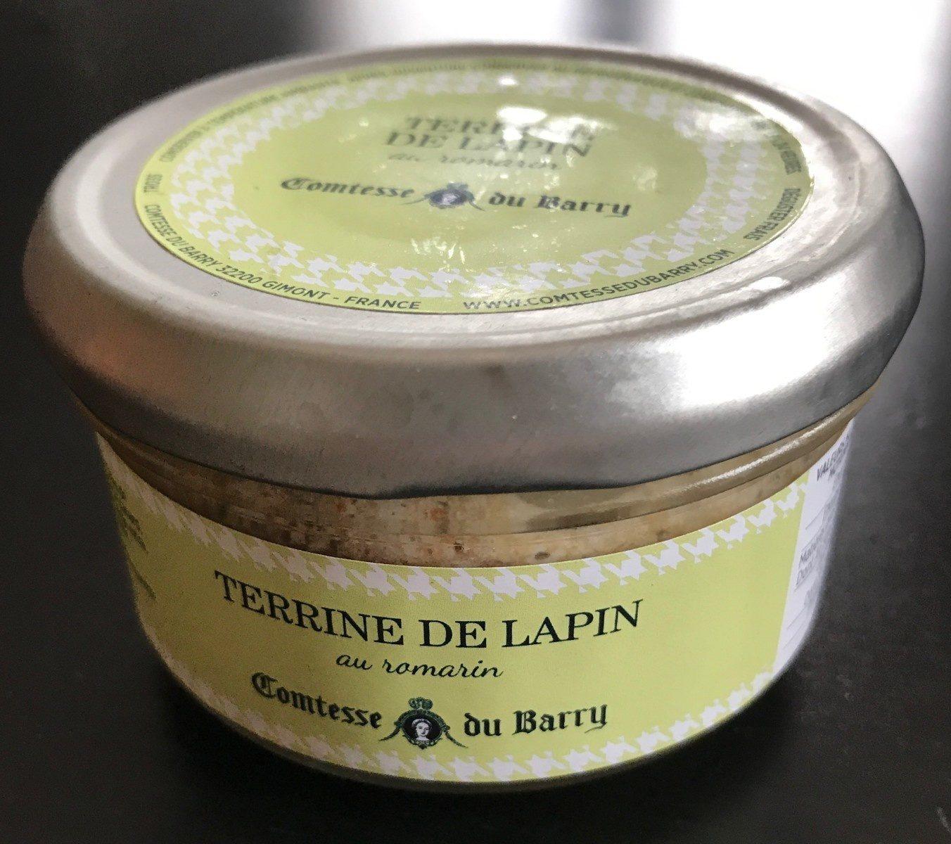 Terrine de lapin - Product