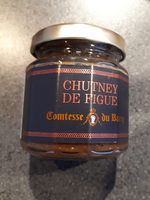 Chutney de figue - Produit