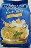 Ravioles 3 fromages - Produit