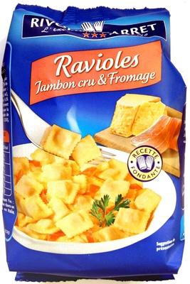 Ravioles Jambon Cru & Parmesan - Product