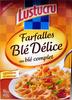 Farfalles Blé Délice au blé complet - Product