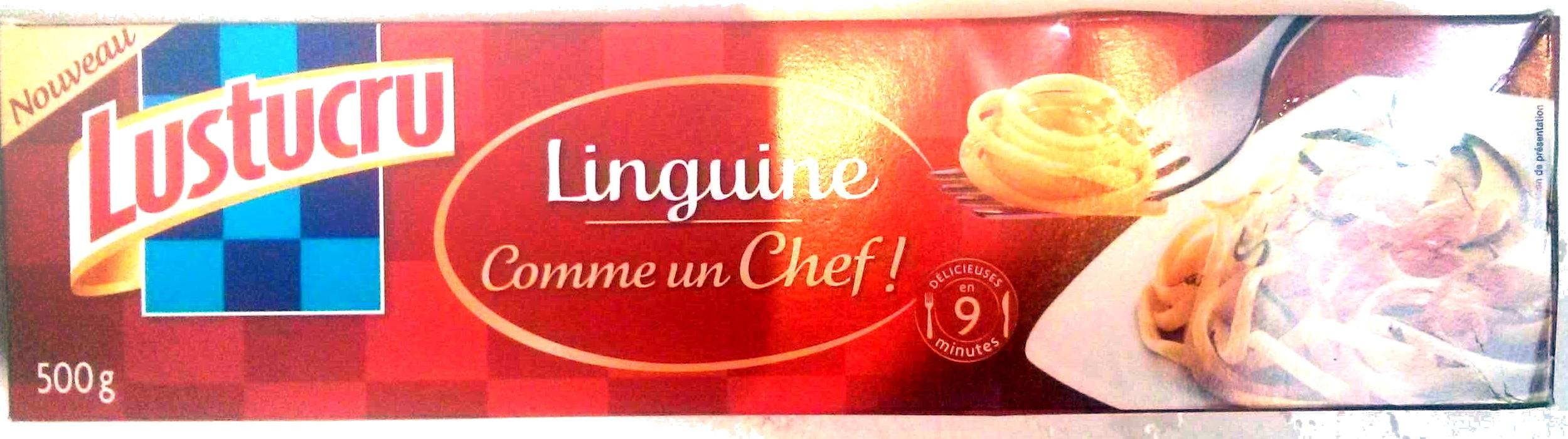 """Linguine """"Comme un chef!"""" - Product - fr"""