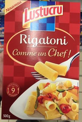 Rigatoni, Comme un Chef ! - Produit