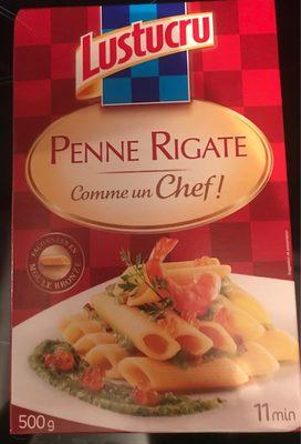 Penne rigate comme un chef - Produit - fr