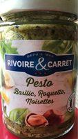 Pesto - Produit