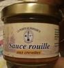 Sauce rouille aux crevettes - Produit